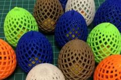 3D tisk Brno - vejce