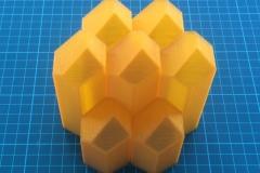 3D tisk Brno - Krystaly